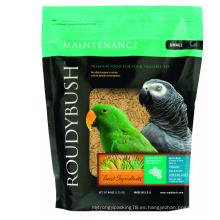 Bolsa de alimento para pájaros / Bolsa de alimento para perros / Embalaje de alimentos para mascotas