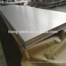 qualidade da classe ASTM a240 inox folha 302