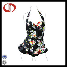 Last Design One Piece New Style Swimwear Swimsuit