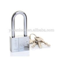 Сверхмощный квадратный тип с длинной скобой для ключей с хромированной накладкой из железа