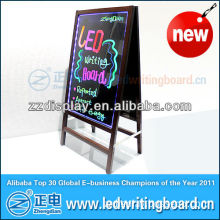 2013 New advertising led outdoor double sided led sign