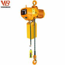 VOHOBOO поставку 25 тонн электрическая цепная Таль