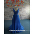 2017 Soft Tulle Sexy Evening Dresses Good Quality Satin Lining Wholesales From China