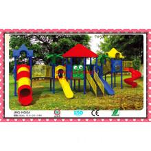 Outdoor Park Equipment, Rubber-Coating Outdoor Playground Equipment (JMQ-K062A)