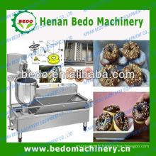 Machine de donut de confiture et machine de donut de levure