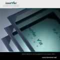 Tijolo de vidro liso do vácuo de Landvac Safey para o congelador