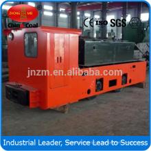 locomotivas elétricas da bateria 5T da mineração subterrânea