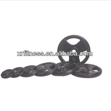 Black Rubber Coated Plate