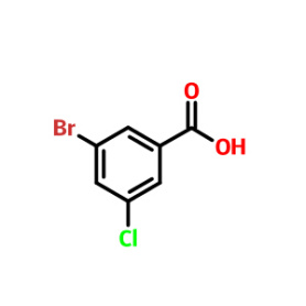 Cas42860-02-6 3-Bromo-5-chlorobenzoic acid