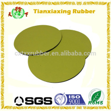 round adhesive rubber sheets, good quality adhesive rubber sheets