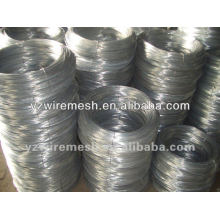 zinc coated iron wire