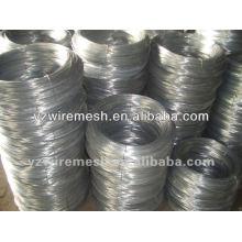 Fio de ferro revestido de zinco