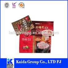 Bopp Cpp Made Plastic Bags China Supplier Frozen Food Packaging