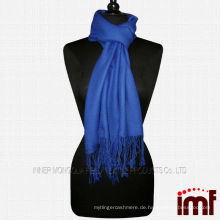 100% Mongolei Wolle Pashmina Schal