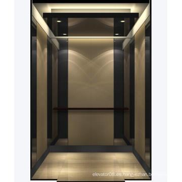 Sala de máquinas de gama alta Menos ascensor