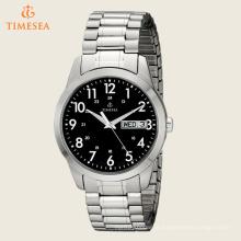 Homens esportes relógios de quartzo pulseira de aço masculina relógio homens watch72494