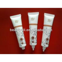 Tubes doux cosmétiques pour crème d'emballage
