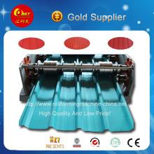 Máquina de línea de producción de fabricación de paneles de carro de remolque