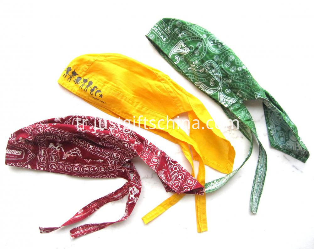 Promotional Colourful Pirate Bandana