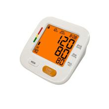 Um monitor eletrônico de pressão arterial sem fio da BP Monitor