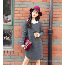 Women′s Cashmere Sweater with Round Neck (13brdw131)