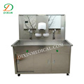 hospital surgical scrub sink station with two taps