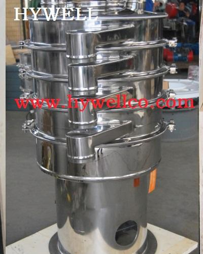 Sweet Potato Powder Separator
