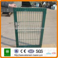 Pvc beschichtete Zaun Tor Herstellung (Shunxing)