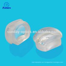 Lentes personalizadas de Doublet 25.4mm Luz visible de revestimiento antirreflectante
