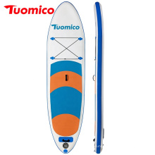 SUNGOOLE SUP Surfboard Inflatable Standing Control Anti-skid Deck Paddle Board with Complete Accessories