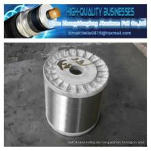 Aluminium-Legierungsdraht für elektrische Kabel