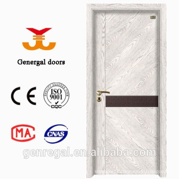 New Formaldehyde free melamine wood Interior Door