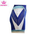 Uniforme de cheerleading pour sublimation