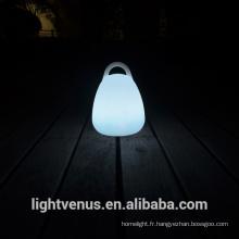 Lampe lanterne RGB