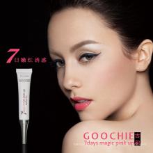 Goochie Herbal Lip Gloss 7 Days Magic Pink up Rouge à lèvres