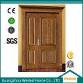 Porte en bois de mélamine MDF pour le projet avec la conception adaptée aux besoins du client (WDP2002)