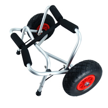 Kayak Trolley Plegable plano gratis