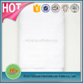 Luxury hotel use white long staple cotton bath towels