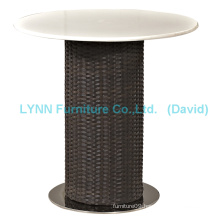 Wicker Furniture Bistro Table Rattan Table