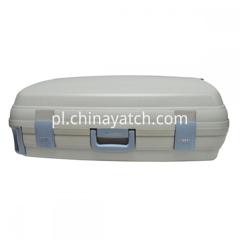 Scratch Proof PP Material Luggage case