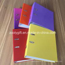 "Assorted Color Printing A4 FC 3 ""Arquivo de arco de alavanca de papel"