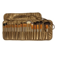Ensemble de pinceaux de maquillage professionnels 24pcs Pinceaux de maquillage OEM