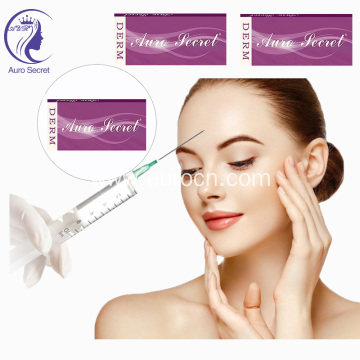 Hyaluronic Acid Gel Injection Anti-wrinkle Dermal Filler