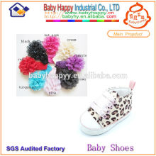 Personalized Baby Shoes and hairband set