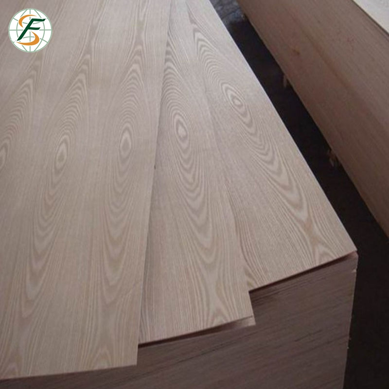 Oak Faced Veneer Plywood 1
