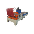 South Africa Structural Standing Seam Metal Roof Panel Roll Forming Machine