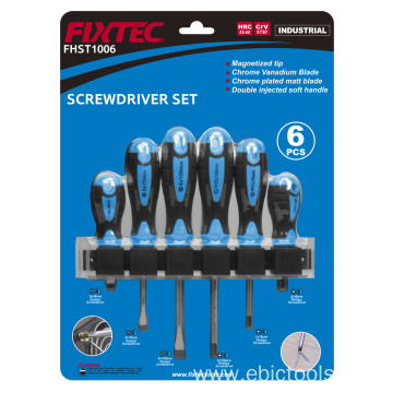 Fixtec Mini Chrome Vanadium Screwdriver Set