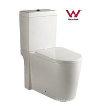 Cuarto de baño Watermark Ceramic Two Piece Toilet (2056)