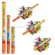 Puerto Rico Best Selling Casino Theme Party Supplies Confetti Stick Manufacturers Handheld Confetti Cannons