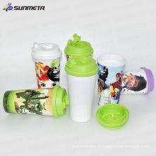 Sunmeta Новая круглая кружка для чашек с двойной стенкой --- производитель